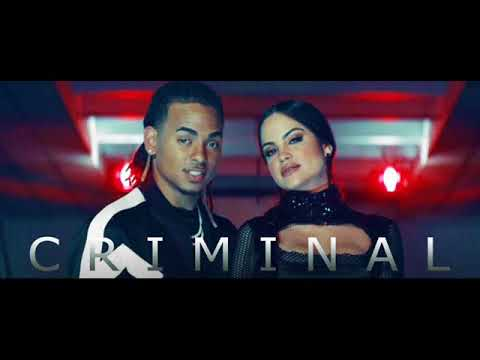 Natti Natasha x Ozuna - Criminal ( Official Audio) Letra (видео)