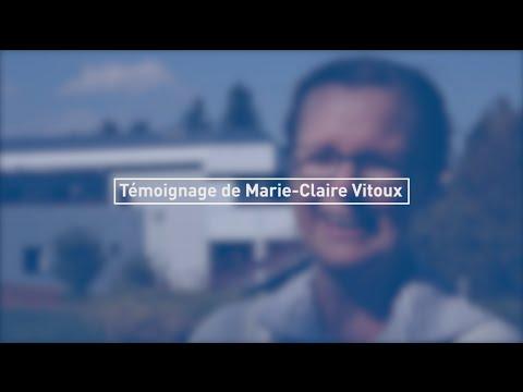 40 ans UHA - Témoignage d'une enseignant-chercheur : Marie-Claire Vitoux