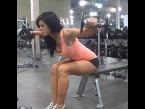 Shoulder and Triceps Workout for Women – Shaping Shoulders & Triceps