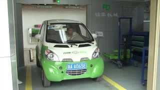 大気汚染を救う!中国で進む進む「自動販売機」方式のEVシェアリング
