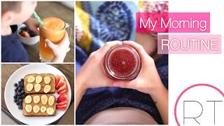 Simak Rutinitas Para Glitzy Mom Setiap Pagi Saat Hari Libur