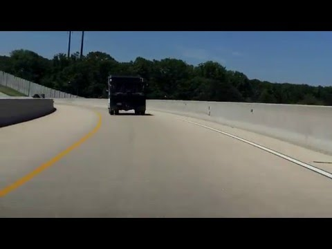 Baltimore Beltway (Interstate 695 Exit 33) outer loop