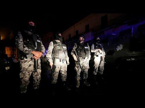 Ιορδανία: Δέκα νεκροί από επίθεση ενόπλων στο Καράκ