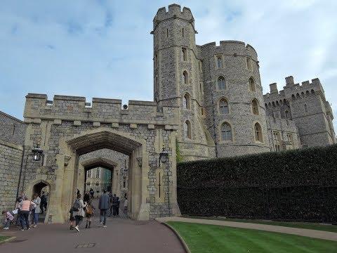 Windsor Castle & Savill Garden