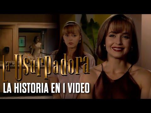 La Usurpadora: La Historia en 1 Video