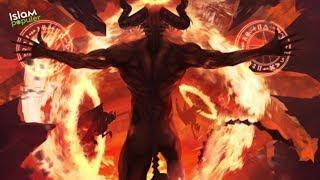Video Mengherankan..!! Malaikat Jibril dan Mikail Sampai Menangis Saat Iblis Dilaknat Allah SWT MP3, 3GP, MP4, WEBM, AVI, FLV Mei 2019