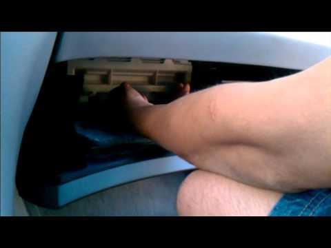 Lexus LS430, 2001 – Cabin Air Filter Replacement (DIY Under $20, Save $80)