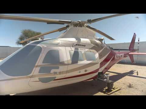 Inside the Agusta A109C Max