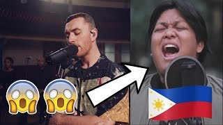 This Guy from the Philippines Sounds like Sam Smith