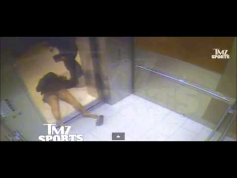 NFL: Ray Rice Fight His Wife and Cut by Ravens and Suspended by N.F.L