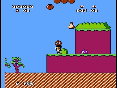 Magic Kid GooGoo Rare Korean NES ROM Dumped - #CUPodcast