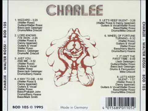 Charlee - Let's Keep Silent online metal music video by CHARLEE