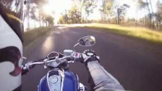 6. Test Ride and Review of Suzuki Boulevard M50