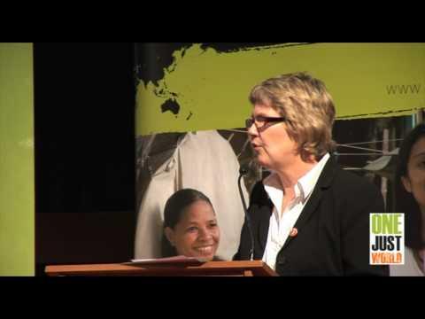 International Development - Fran Kelly