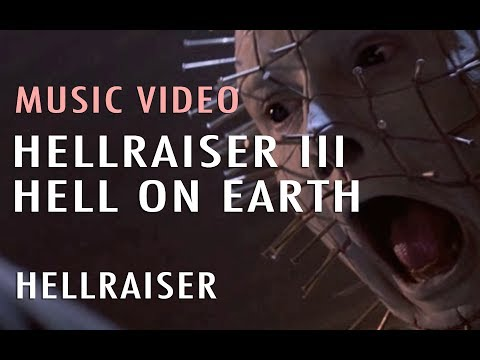 Music Video: Hellraiser (Hellraiser 3: Hell On Earth, 1992)