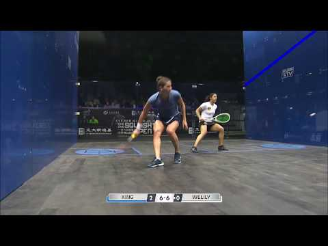 Squash tips: Physical analysis with Gary Nisbet - Mobility