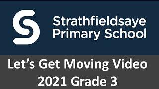 Let\'s Get Moving - Grade 3