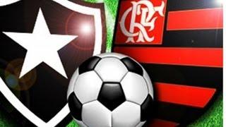 FICHA TÉCNICA BOTAFOGO 1 X 1 FLAMENGO - TV GLOBO Local: Maracanã, no Rio de Janeiro (RJ) Data: 25 de setembro de...