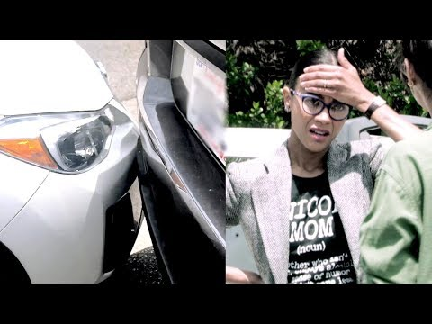 My CAR ACCIDENT With Zoe Saldana! | Shay Mitchell