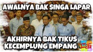 Video Soal Ratna, Elit Oposisi Awalnya Bak Singa Lapar, Setelahnya Bak Tikus Kecemplung Empang MP3, 3GP, MP4, WEBM, AVI, FLV Oktober 2018