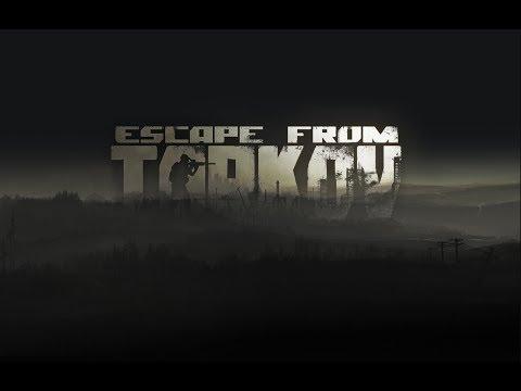 Escape from Tarkov live - Last stream before Expo! (видео)