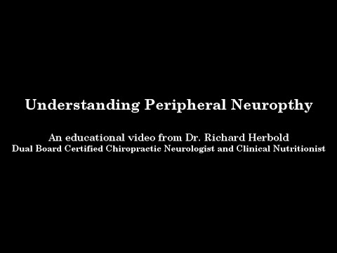 Understanding Peripheral Neuropathy with Dr. Richard Herbold