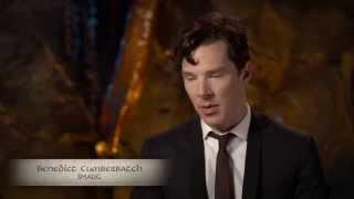 Benedict Cumberbatch's Hobbit Audition Tape