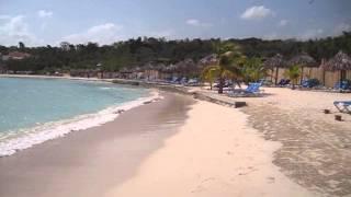 Beach of Grand Bahia Principe Runaway Bay Hotel Jamaica 2013