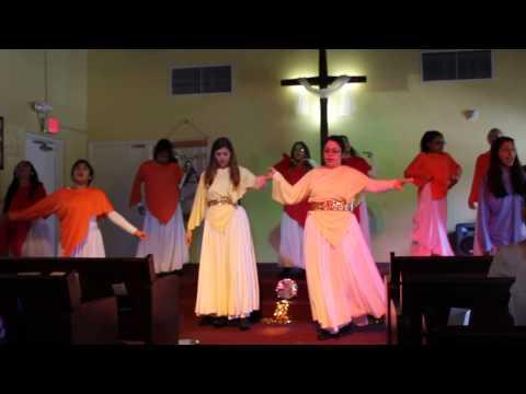 Grito de Guerra- Janet Aponte Danza