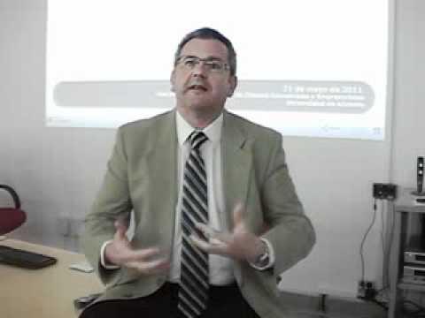 Entrevista a Jose Antonio Carrión Lopez, Profesor del Departamento de Organización de Empresas de la Universidad de Alicante
