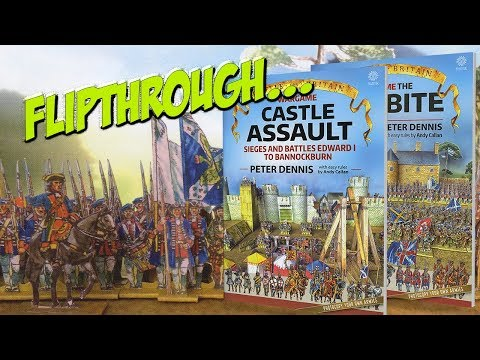 Battle for Britain – Castle Assault and Jacobite '45