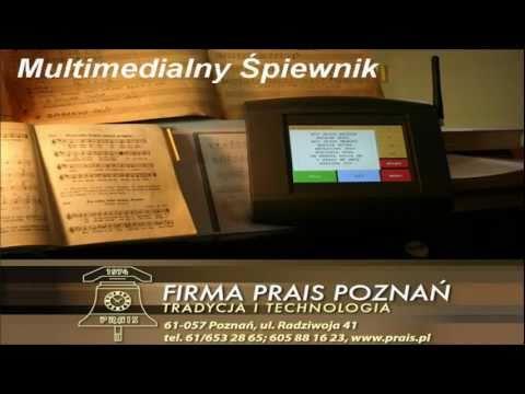Multimedialny Śpiewnik - przykładowe prace firmy Prais