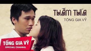 Video Thấm Thía | Tống Gia Vỹ (Official MV) MP3, 3GP, MP4, WEBM, AVI, FLV Februari 2019