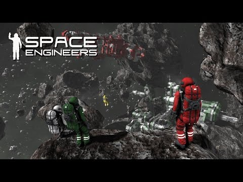 Video How to make a small ship with Nanite Control Factory [Space Engineers] download in MP3, 3GP, MP4, WEBM, AVI, FLV January 2017