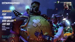 LVL Grind and Dabs - Overwatch by Asight4soreeyez