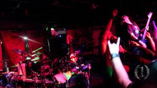 DEATH ANGEL: Live at Bogie's Albany, NY (04/26/12)