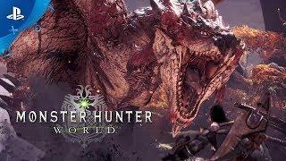 Видео к игре Monster Hunter: World из публикации: Дата выхода на PS4 и новый трейлер Monster Hunter: World