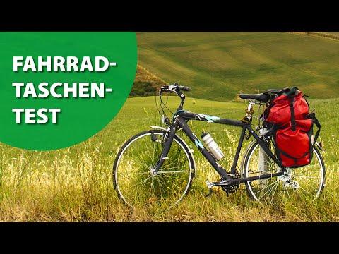 B.O.C. Fahrradtaschen-Test