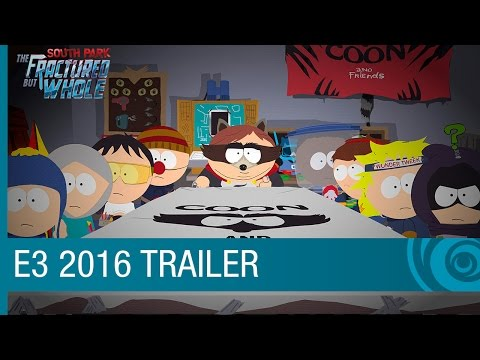 New Trailer for South Park: The Fractured But Whole.