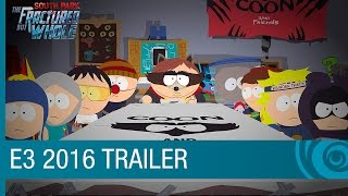 South Park: The Fractured But Whole Trailer – E3 2016 [NA]