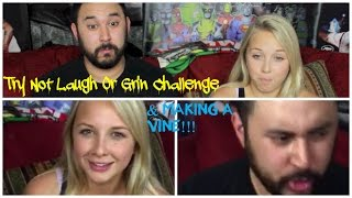 TRY NOT TO LAUGH OR GRIN Ultimate Funny Vines Compilation 2016 Part 21 REACTION!!! by The Reel Rejects