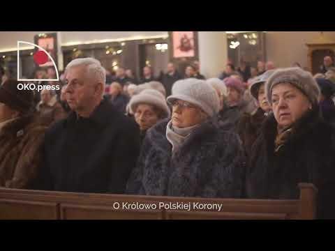Śpiewająca policja w kościele- takie rzeczy tylko w pislandzie…