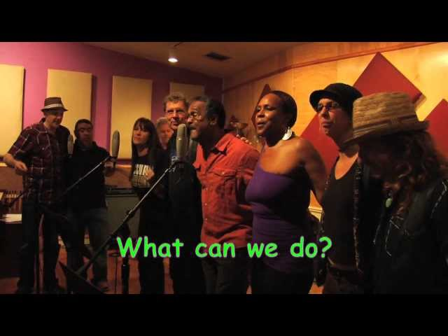 99% Blues (Occupy Wall Street) with Lyrics