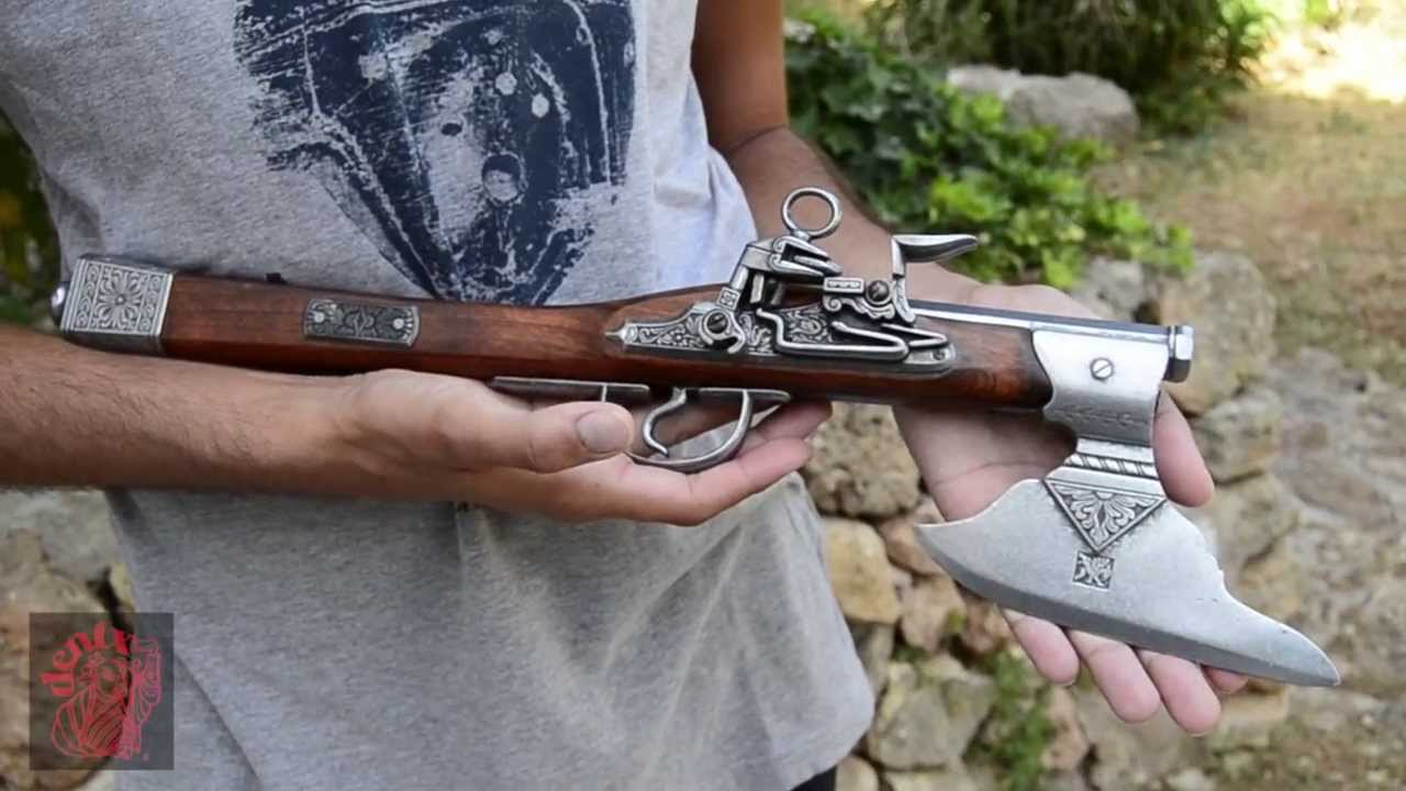 10 примеров оружия древности, которые вас удивят