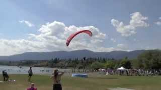 Invermere (BC) Canada  City pictures : Lakeside, Hang Gliding, Paragliding, Invermere, BC, Canada 2014