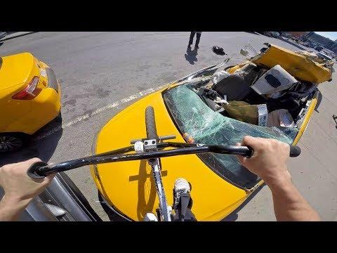 GoPro BMX Bike Riding in NYC 9