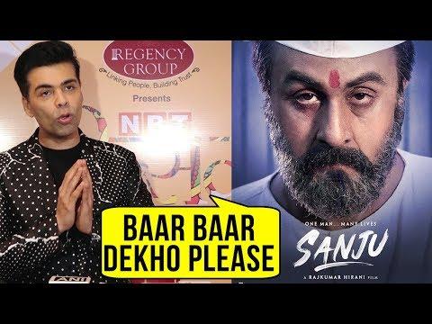 Karan Johar PRAISES Ranbir Kapoor's Sanju Movie