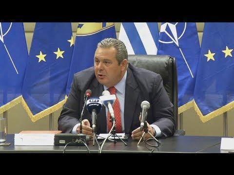 Δεν θα έρθει προς κύρωση η συμφωνία των Πρεσπών χωρίς την έγκριση του ελληνικού λαού