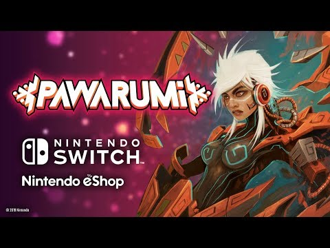 Pawarumi - Release Trailer - Nintendo Switch™ (Europe) de Pawarumi