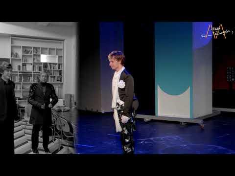 Концертная программа на день рождения Романа Виктюка!